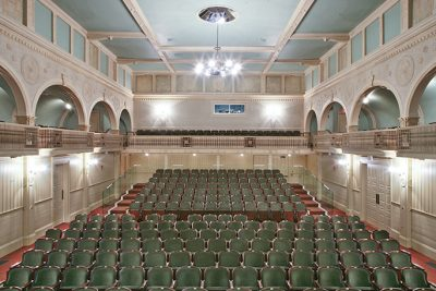 Stanford White Casino Theatre - Farrar Associates