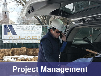 Project Management Farrar and Associates