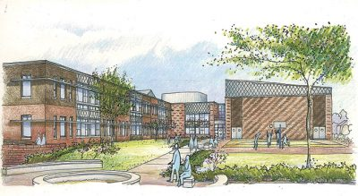 Pell Elementary School Owner Retained Construction Project Management
