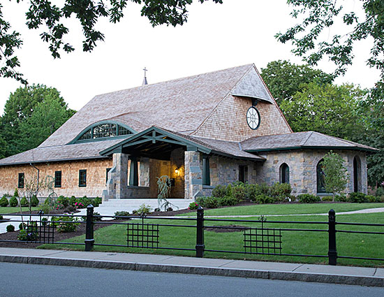 Our Lady of Mercy Chapel, Salve Regina University