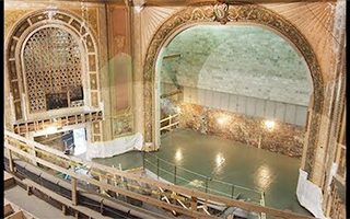 Newport Opera House renovation video